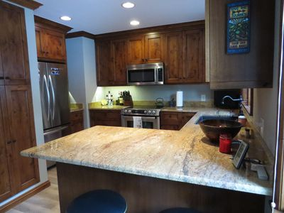Photo for Roaring Fork Luxury Base Camp  -   3 Bed/2 Bath on River