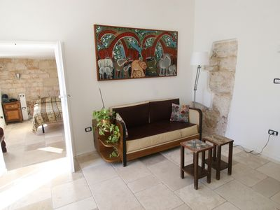 Photo for Villa close to Monopoli, w/ breakfast and cleaning included