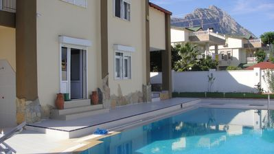 Photo for Large privatieve villa with pool / FREE WIFI