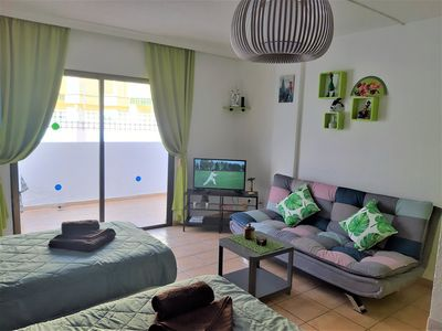 Photo for Comfortable Studio Close To Beach and City Center
