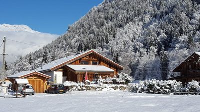 Photo for Stay in the heart of the Mont Blanc country