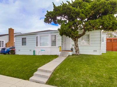 Photo for Charming House in La Jolla Neighborhood Just 2 Blocks from the Beach!
