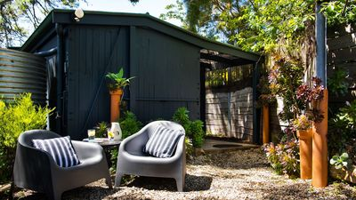 Photo for The Hill Carriage - Delightful converted railway carriage