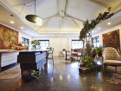 Photo for Florist's loft house located in Itaewon