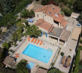 Photo for Holiday house Vence for 1 - 9 persons with 4 bedrooms - Holiday house