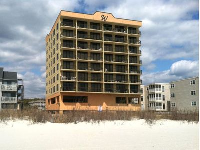 Photo for Ocean front 3BR 2BA Condo within walking distance of NMB Main St.