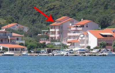Photo for Apartment in Supetarska Draga - Donja (Rab), capacity 4+0