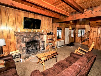 Beary Fun Escape Newly Renovated Central Moonridge Ultra Cozy Family Chalet