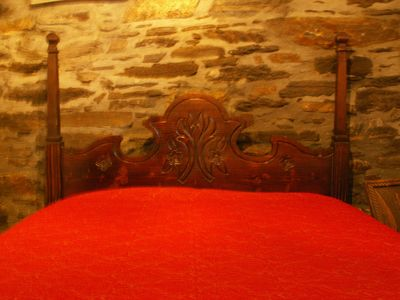 Photo for TERRA AEOLICA ROOM 1. TRADITIONAL HOUSES, MADE OF STONE, WITH EXCEPTIONAL VIEW