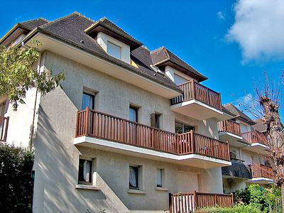 Photo for Apartment Le Medicis in Cabourg - 4 persons, 1 bedrooms