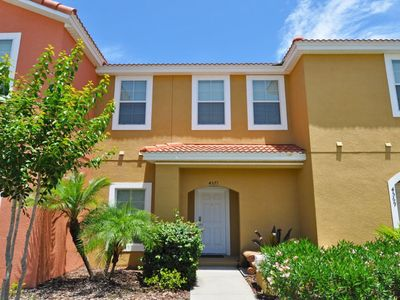 Photo for SPACIOUS 3BDR TOWNHOME w/Private Splash Pool, Gated Community, Minutes from Disney