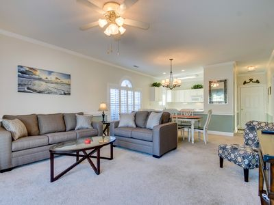Photo for 1st Floor, 2 bedroom condo In Myrtlewood Villas