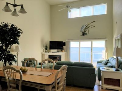 Photo for NEW 402 Sunset Beach Penthouse Direct Waterfrt Private Beach,Pool,1 Blk Seacrets