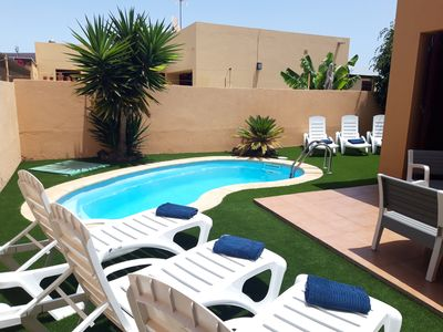 Photo for 3BR Townhome Vacation Rental in La Oliva, CN
