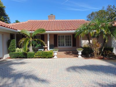 Photo for Spacious 3 Bedroom 3 Full Bath pool home on the golf course-3200 sq ft