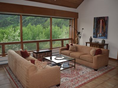 Photo for Beautiful East Aspen home 5 min. to gondola on downtown shuttle servic