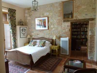 Photo for Luxury in the mist - enjoy beautiful modern comfort wrapped up in 14th c. walls