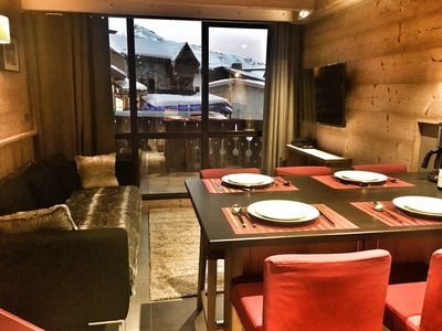 Photo for VAL THORENS feet of the slopes! COMFORTABLE DUPLEX