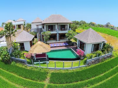 Photo for Private 7 bedroom villa retreat, Canggu