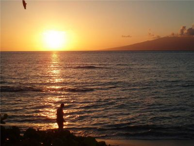 Photo for Time for the Perfect Family Vacation! 2 bedroom w/AC North Kaanapali Ocean View