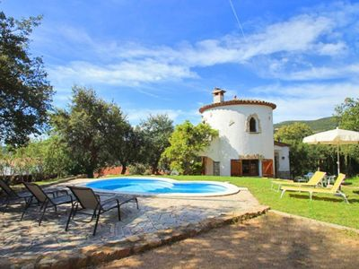 Photo for Club Villamar - Nice house for 6 people with big garden and pool,near Calonge