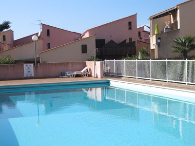 Photo for PORTICCIO APPART DUPLEX 50M2. 6pers. Swimming pool. 200m Beach. 150m All Shops