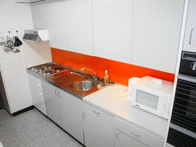 Photo for Apartment 279 m from the center of Disentis with Lift, Parking, Internet, Washing machine (52779)