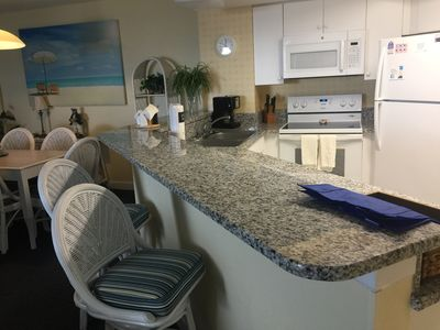 Photo for Oceanfront Luxury 3BR/3BA - Beach Chairs Included in Summer