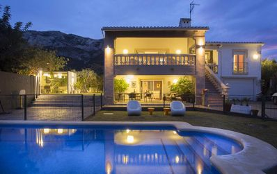 Photo for Denia Villa, Sleeps 6 with Pool, Air Con and Free WiFi