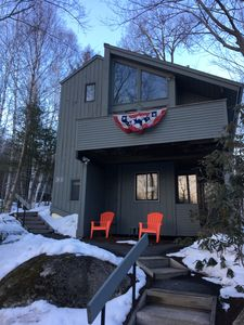 Photo for Incredible Mountain Views from Our Village of Loon Townhouse.