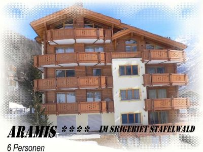Photo for Apartment Aramis  in Saas - Fee, Valais - 6 persons, 3 bedrooms