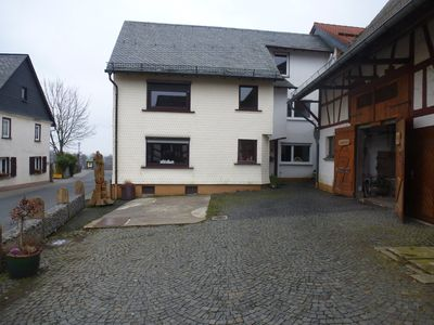 Photo for Idyllic situated holiday home on the Treisberg / Schmitten (Taunus)