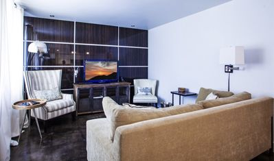 Photo for Great rate! Old Town Scottsdale 1 bdrm beautiful mid century condo. Sun Time!!