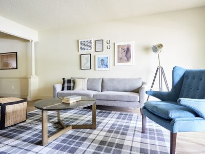 Photo for Sonder | 2306 Marquee Uptown | Calming 2BR + Pool