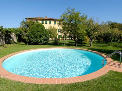 Photo for CHARMING VILLA near Lucca with Pool & Wifi. **Up to $-902 USD off - limited time** We respond 24/7