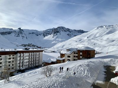 Photo for Apartment Tignes le Lac at the foot of the slopes