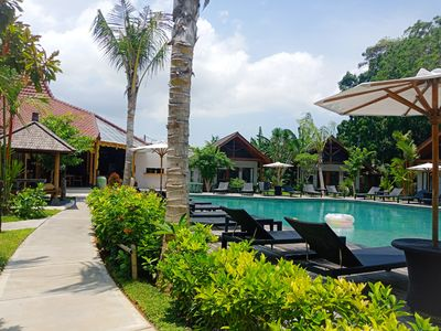 Photo for Deluxe Rooms, only 5 mins walk to Batu Belig Beach