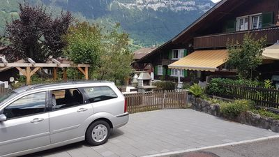 Photo for Apartment Bönigen b. Interlaken for 4 - 6 people with 2 rooms - Apartment