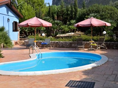 Photo for Case Di Girolamo Holiday Home, Sleeps 4 with Pool and Air Con