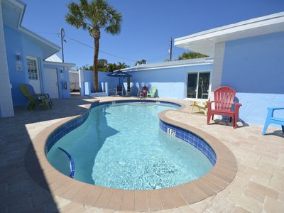 Photo for NEW EVERYTHING 1 bed Villa #4  Walk to the Beach  Pool  March 1st 2nd available