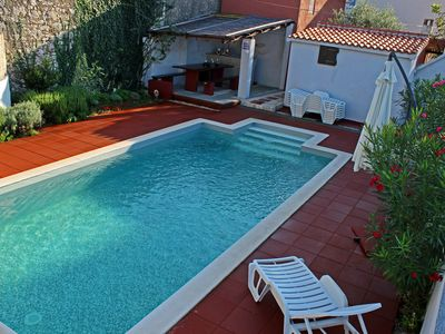 Photo for VILLA for 7-14 PEOPLE, HEATED POOL!!! QUITE AREA