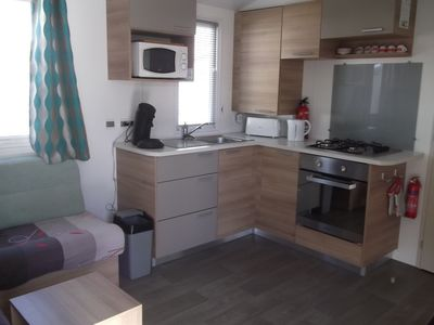 Photo for Air-conditioned MRI mobile home fully equipped