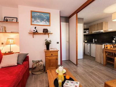 Photo for Residence Odalys Le Hameau du Mottaret - 2 Rooms Mezzanine 6 People