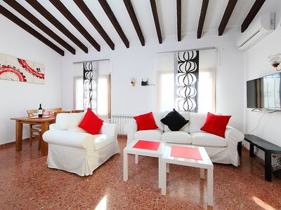 Photo for Apartment in Benissa with Internet, Pool, Air conditioning, Parking (485194)