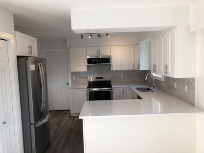 Photo for This fully furnished, renovated home is located downtown Squamish.