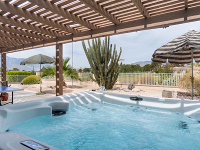 Photo for Private hot tub, Breath-taking Mountain Views on the Golf Course, Pool Table +