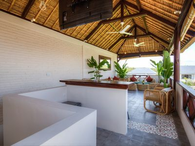 Photo for Private Luxury Villa 4BR Only 500M From The Beach