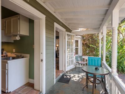 Photo for Dog-friendly beach suite w/ shared hot tubs, kitchenette, patio space, and more!