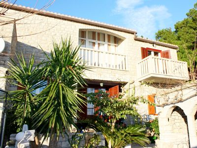 Photo for Apartments Olga, (12627), Bol, island of Brac, Croatia