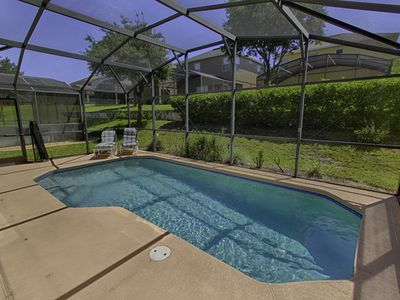Photo for South Facing Pool and Spa with 4 bedrooms in the gated golf community of Southern Dunes